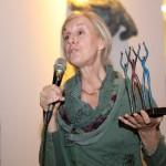 Bernadette Van Ryssen wint de SAVAB-Flanders Award 2020