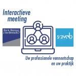 Interactieve meeting: Uw professionele vennootschap en uw praktijk: gemoedsrust die ook uw patiënten ten goede komt.